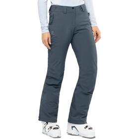 Salomon The Brilliant Pantalones Mujer, ebony